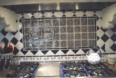 Kitchen tile 1