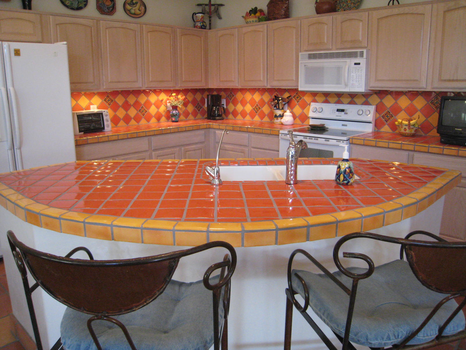Mexican Tile Kitchen Saltillo Tile Archives Saltillo Tile Blog